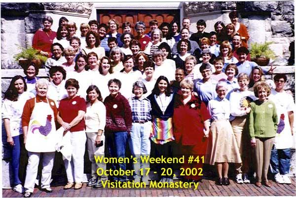 Women's #41, Fall 2002