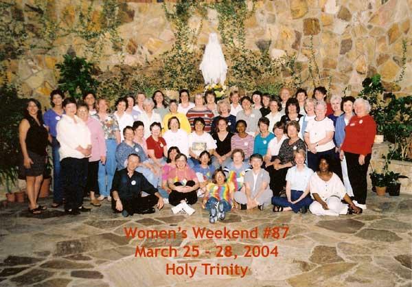 Women's #87, Spring 2004