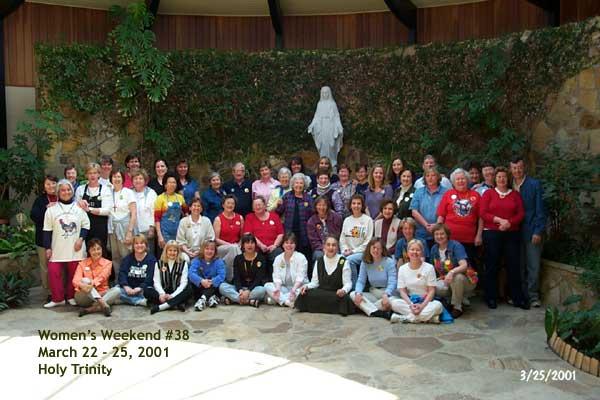 Women's #38, Spring 2001