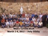 Men's #114, Spring 2012